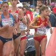 Beatriz Pascual y Sergio Ruiz salvan el honor de los españoles