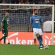 """Napoli, Albiol: """"Speriamo di festeggiare anche tra un mese"""""""