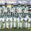 AD Alcorcón - Córdoba CF: puntuaciones del Córdoba CF, jornada 6 de Segunda División