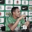"""Aldo Leao Ramírez: """"seguir mejorando, esa siempre es la intención de nosotros"""""""