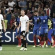 Alemania - Francia: puntuaciones Alemania