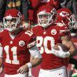 Los Chiefs provocan la octava derrota consecutiva de los Jets