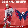 Washington Capitals : NHL 2018/19 season preview
