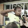 """Alexis Henríquez: """"Es un clásico, un partido especial para nuestra hinchada"""""""