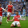 Arsenal 2-1 Man City: Sanchez's extra-time poke sends Wenger to Wembley again