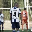 Álex Bergantiños, el único jugador de campo sin participación