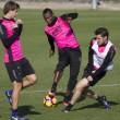 Cuatro entrenamientos para preparar la visita al Villarreal CF