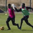 Cinco entrenamientos para preparar el partido contra el FC Barcelona
