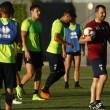 Diego Martínez incide en el trabajo defensivo