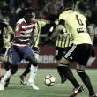 El Real Zaragoza sucumbe ante el Granada en su primera derrota del año