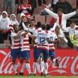 Granada CF - Sevilla FC: puntuaciones del Granada CF, jornada 14