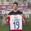 Isaac Cuenca entra en los planes de futuro del Granada CF