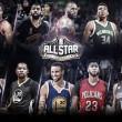 NBA All Star Game 2017, svelati i quintetti: out Westbrook! Esordio per Antetokounmpo