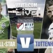 MLS All Stars vs Tottenham Hotspur Live Stream Score Commentary 2015 (0-0)
