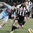 Napoli close in on Udinese's Allan