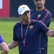 """Roma - Di Francesco soddisfatto: """"Oggi buona prova, ma guai a perdere la concentrazione"""""""