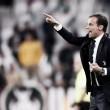 Allegri comemora vitória no derby com Torino e justifica opção de deixar Higuaín no banco