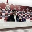 """Matías Almeyda: """"Fue el partido que los noté más tensionados"""""""