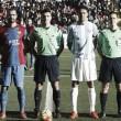 Amonestados del Málaga CF ante el Levante UD