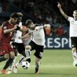 Andre Gomes brilla en una oscura Portugal