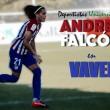 """Entrevista. Andrea Falcón: """"En Psicología he aprendido a ir partido a partido"""""""
