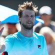 Australian Open - Edmund vola ai quarti, Seppi fuori in 4