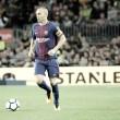 """Andrés Iniesta: """"No ha sido fácil, el Málaga siempre nos dificulta"""""""