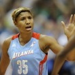 Atlanta Dream rally to defeat San Antonio Stars
