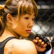 "Reigning and Defending ONE Championship Women's Atomweight Champion Angela ""Unstoppable"" Lee"