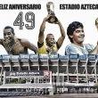 El Estadio Azteca cumple 49 años de gloria