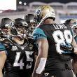 Jaguars se despedem da torcida na temporada com vitória sobre Titans