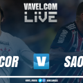 Corinthians x São Paulo AO VIVO hoje (2-1)