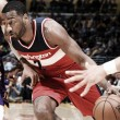 Com bela virada liderada por John Wall, Wizards vencem Lakers em Los Angeles