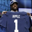 Giants select Eli Apple with 10th overall pick in the 2016 NFL Draft