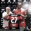 """Rômulo se emociona em apresentação no Flamengo: """"Espero dar alegria ao torcedor"""""""