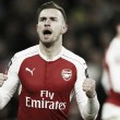 Ramsey handed number 8 shirt