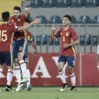 Germany under-17 1-2 Spain under-17: Ruiz and Diaz strike in second half to seal final spot
