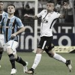 Corinthians e Grêmio empatam sem gols em jogo morno