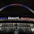 England 2-0 France: The Three Lions and Les Bleus pay fitting tribute to Paris victims at Wembley