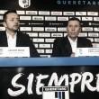 Gallos Femenil presenta a Alberto Arellano como nuevo DT