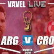 Argentina vs Croatia Live Stream Score Commentary in World Cup 2018