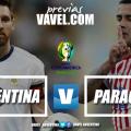 Argentina - Paraguay: la previa