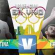 Resultado Argentina vs Brasil por los cuartos de final de voley Río 2016 (1-3)