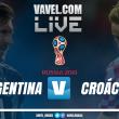 Jogo Argentina x Croácia AO VIVO online pela Copa do Mundo 2018