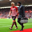 Mark Hughes eases concerns over Stuart Armstrong injury