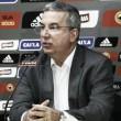 "Presidente Arnaldo Barros garante Alexandre Faria no Sport: ""Nunca teve permanência questionada"""
