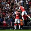 Premier League: Stoke e Burnley si dividono la posta in palio, l'Arsenal surclassa il West Ham