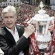 Arsène Wenger, rey de Copas