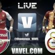 Arsenal vs Galatasaray, Champions League en vivo y en directo online