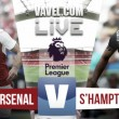 Last gasp Cazorla penalty seals win for Arsenal over Southampton